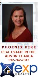 Phoenix Pike, Realtor. Austin, TX real estate